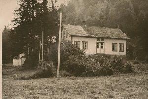 Bilde av gården (årstall ukjent)